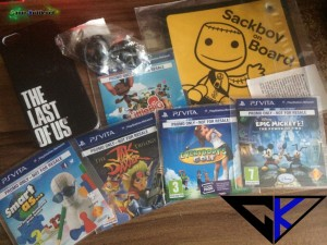 PS Vita Pack
