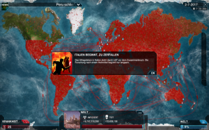 Plague Inc Screenshot Auf dem Weg zum Sieg