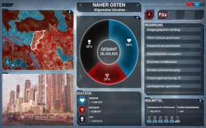 Plague Inc Screenshot Infofenster Länder