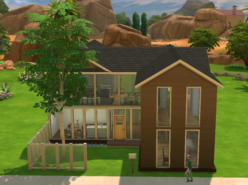 Sims4 Grafik Mittel
