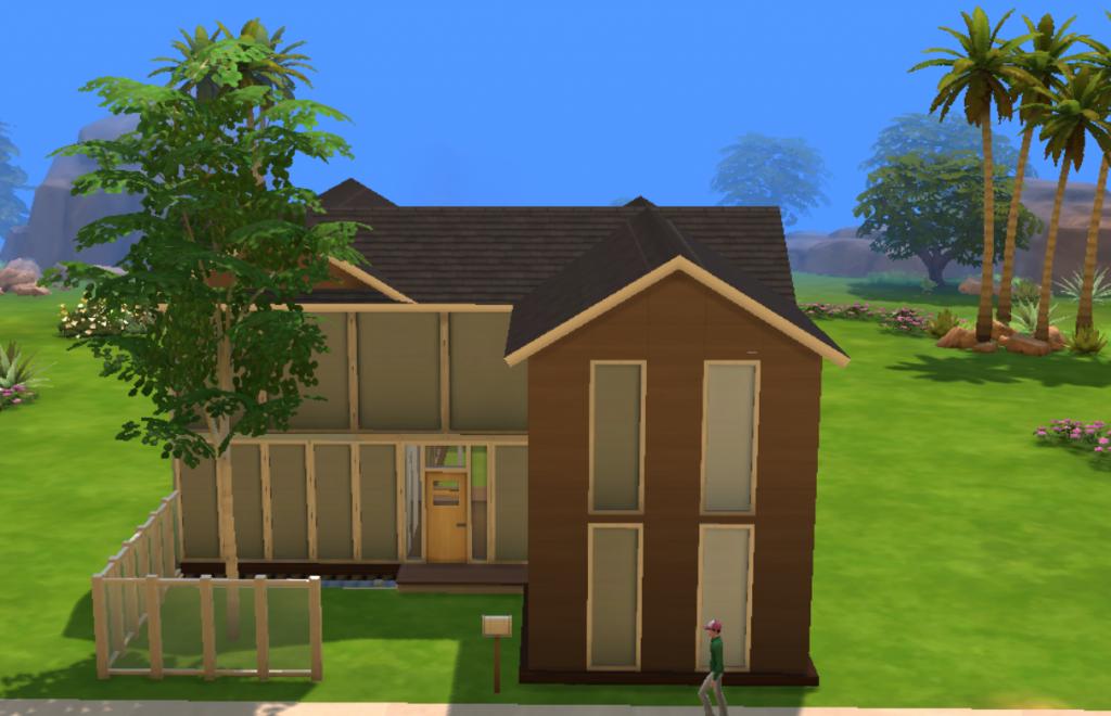 Sims4 Grafik Niedrig