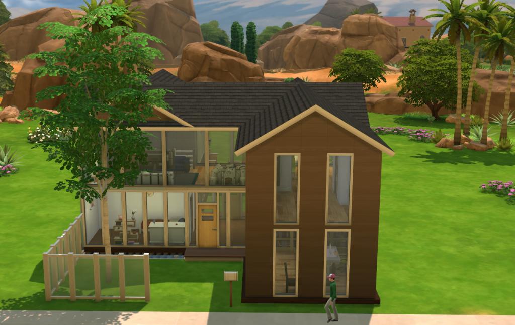 Sims4 Grafik Ultra