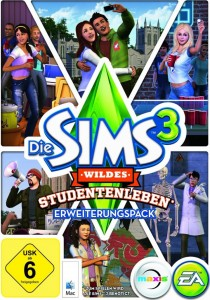 Wildes Studentenleben Cover