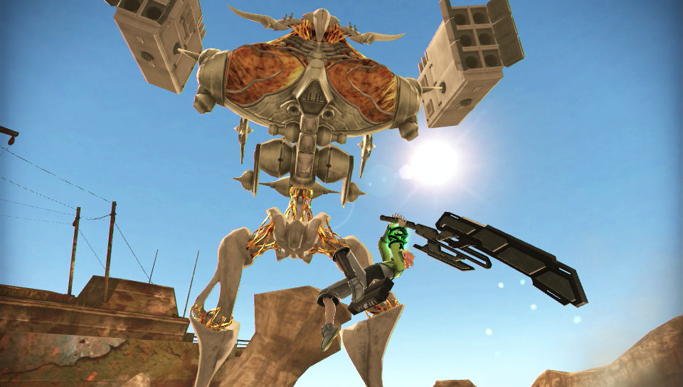 Freedom Wars Screenshot 1