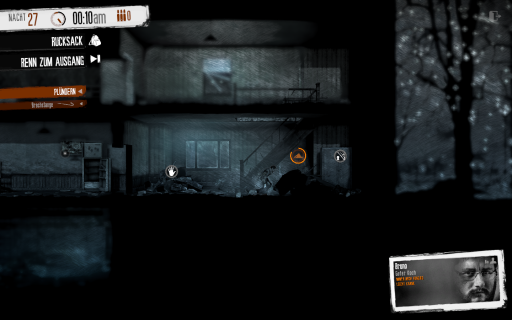 This War of Mine Plünderung
