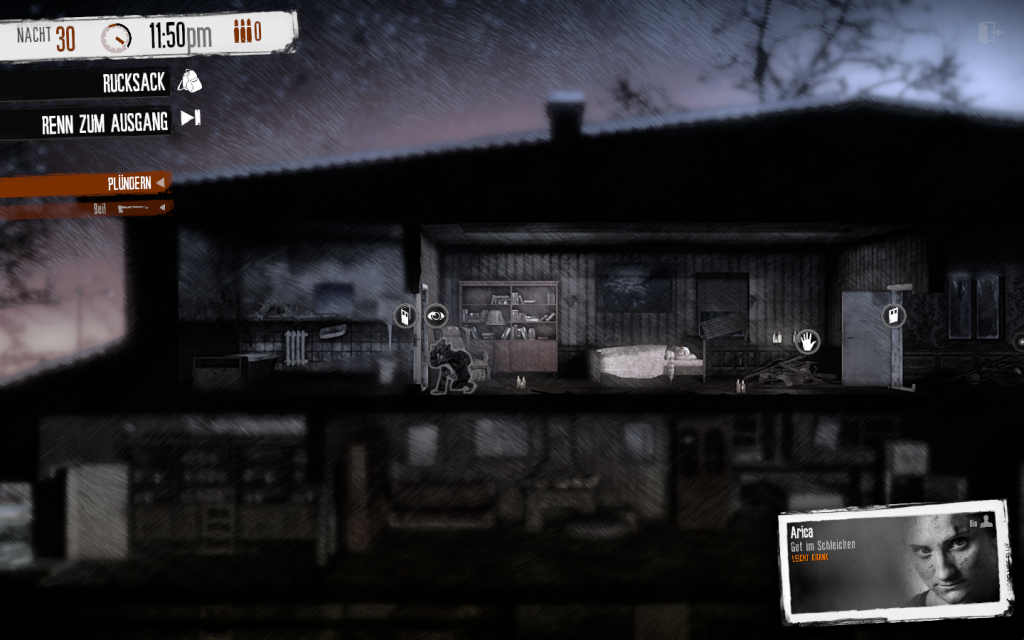 This War of Mine unser Haus
