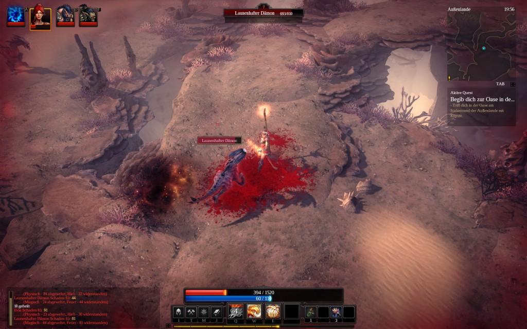 Shadows Heretic Kingdoms Screen 1