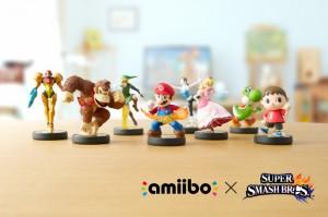 Amiibo (Auswahl an verfügbaren Figuren)