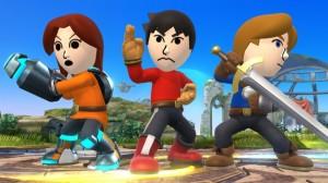 Die Serienneuheit: Mii-Fighter (auf beiden Spielversionen verfügbar)