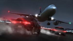 Schnellreise per Flugzeug