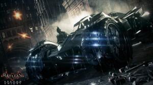 Batman + Batmobil