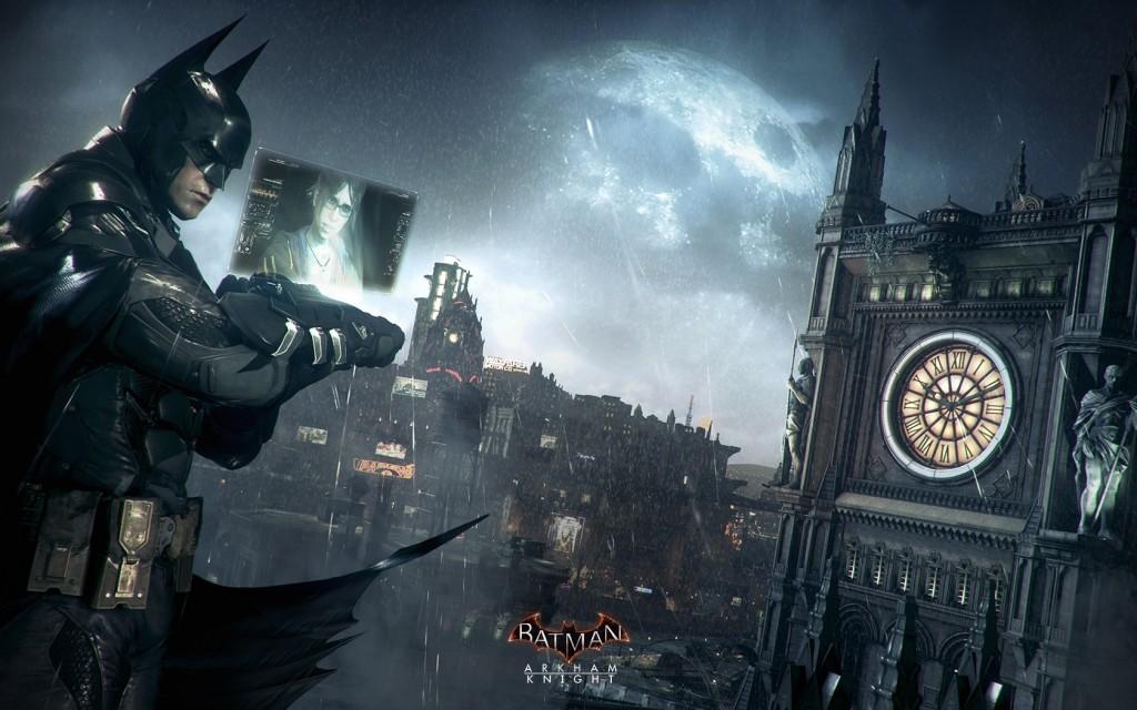 Batman + Oracle