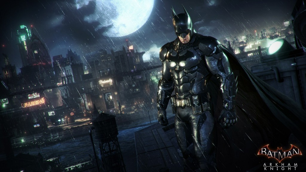 Batman Stadt