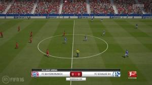 FIFA 16 im offiziellen Bundesliga-Design
