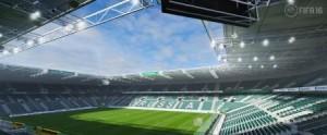 Neues Stadion: Borussia-Park (Mönchengladbach)