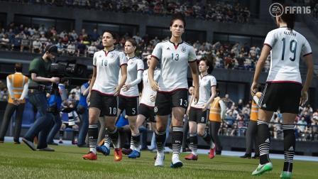 Frauennationalmannschaft (Deutschland)
