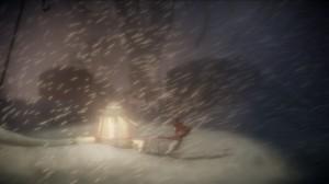 Yarni im Schnee