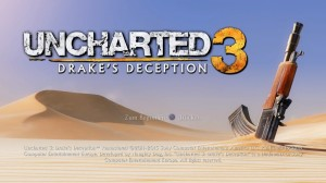 Uncharted 3: Drakes Depection