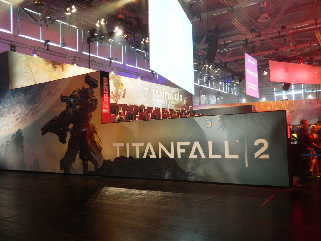 Titanfall-2-Messestand