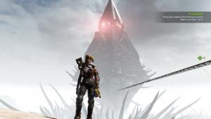 Das Ziel: Der Eden-Turm