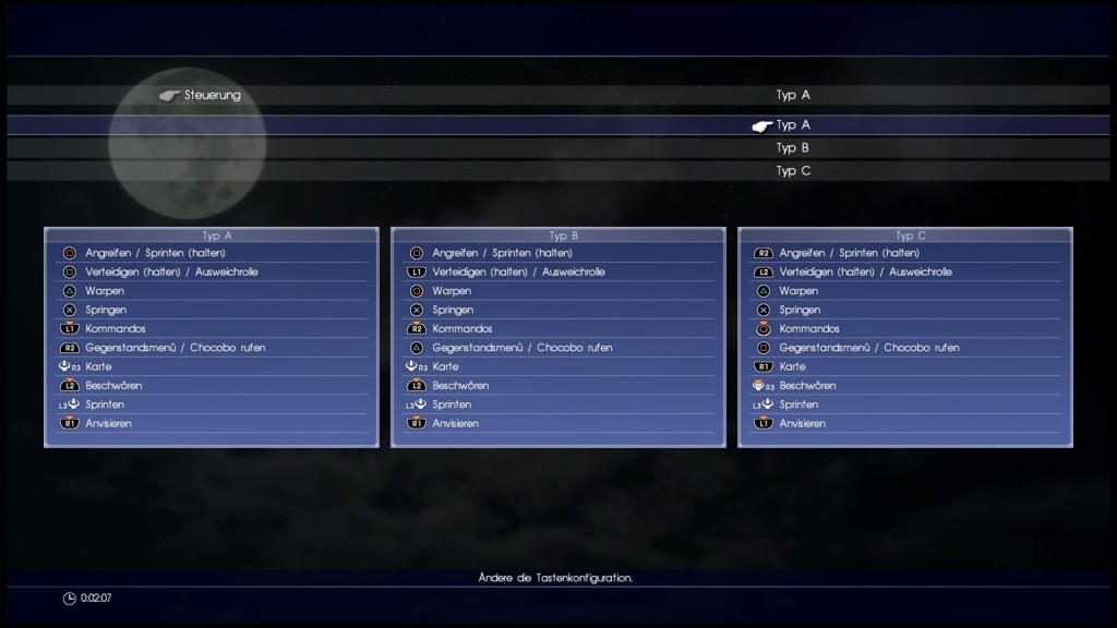 Final Fantasy 15 Königswaffen Karte.Final Fantasy Xv Game Kritik Net