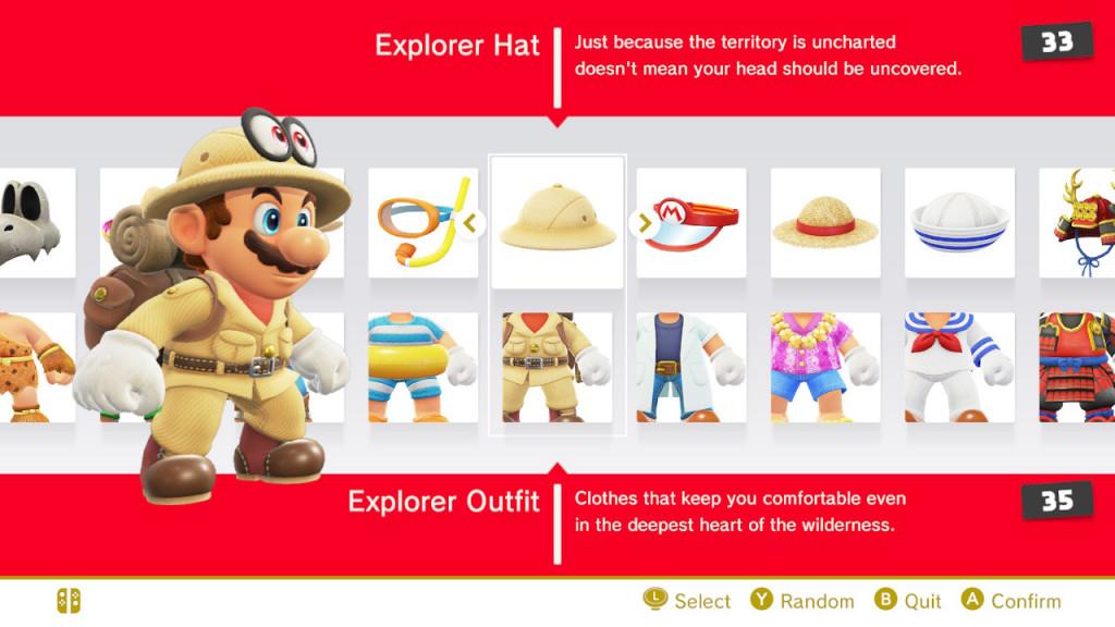 Super Mario Odyssey Game Kritiknet
