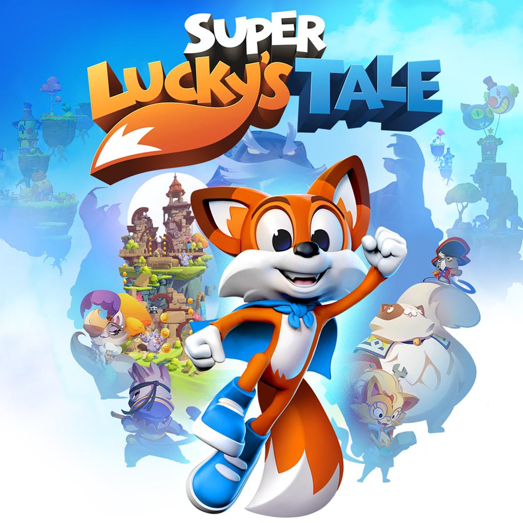 Super Lucky´s Tale - Game-Kritik.net